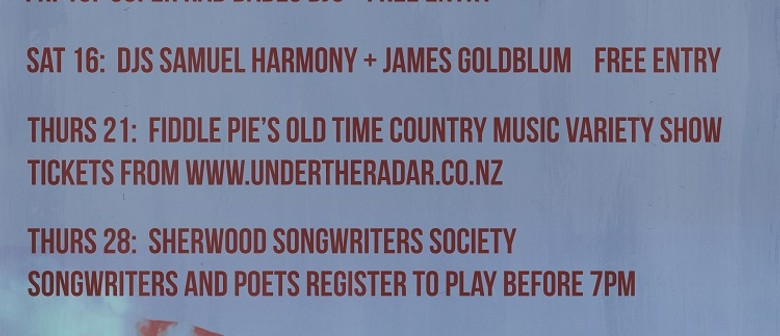 Sherwood Songwriters Society
