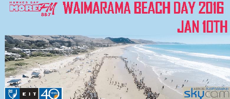 Waimarama Beach Day