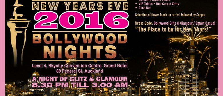 New Years Eve - Biggest Bollywood Party for NYE