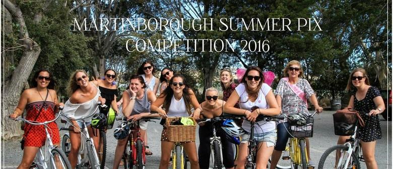 Martinborough Summer Pix Competition