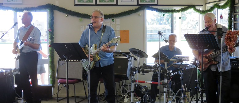 The Kavalliers - Hibiscus Coast Rock 'n' Roll Club Dance