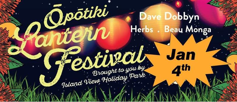 Opotiki Lantern Fest with Dave Dobbyn, Herbs and Beau Monga