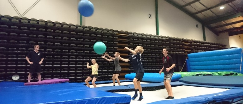 North Shore Trampoline 1-Day Holiday Program