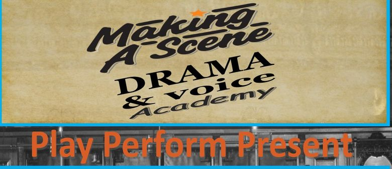 TaDa Drama with Making a Scene Drama & Voice Academy