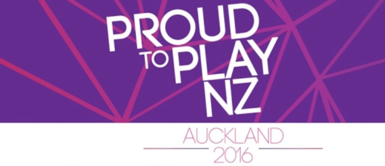 Proud to Play NZ Sports Retro Disco Party