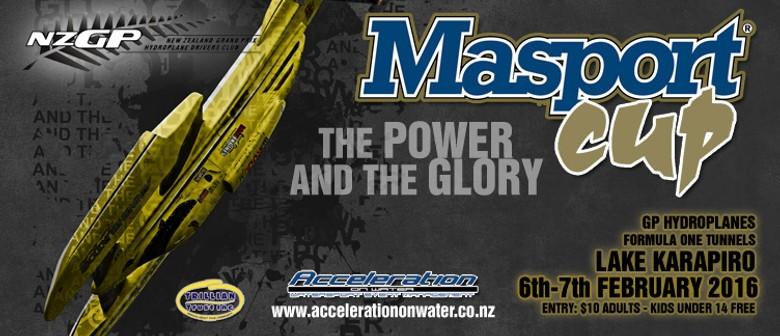 Acceleration on Water - 91st Masport Cup Regattta