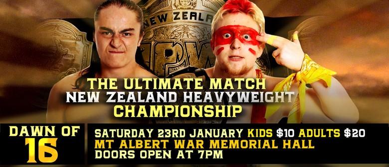 IPW Presents: Dawn of 16
