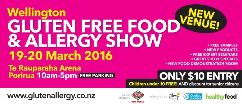Wellington Gluten Food & Allergy Show