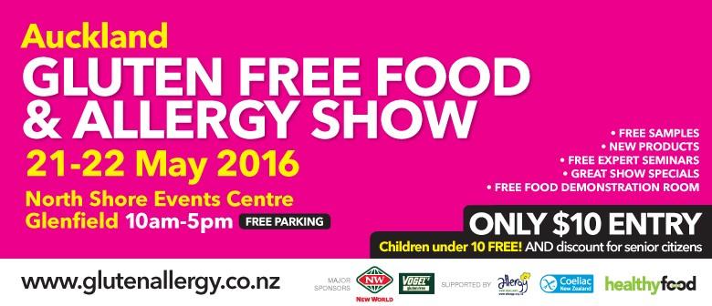Auckland Gluten Food & Allergy Show