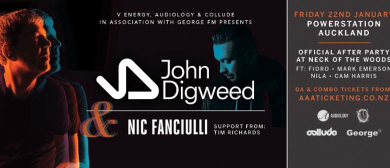 A Night with John Digweed & Nic Fanciulli