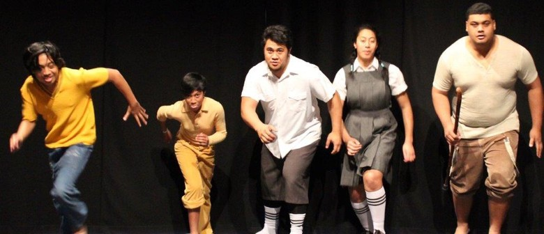 What's My Line? Theatre Workshops with Pacific Underground