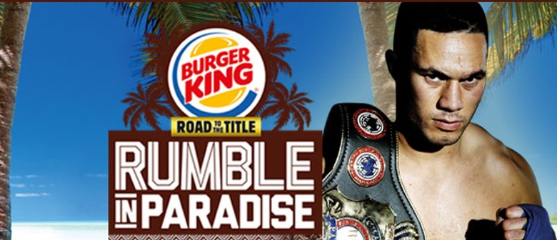 Parker's Road to the Title - Rumble in Paradise