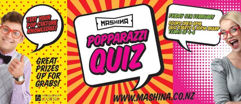 Popparazzi Quiz