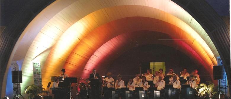 Hawke's Bay Jazz Club Big Band Feat Born To Move Dancers