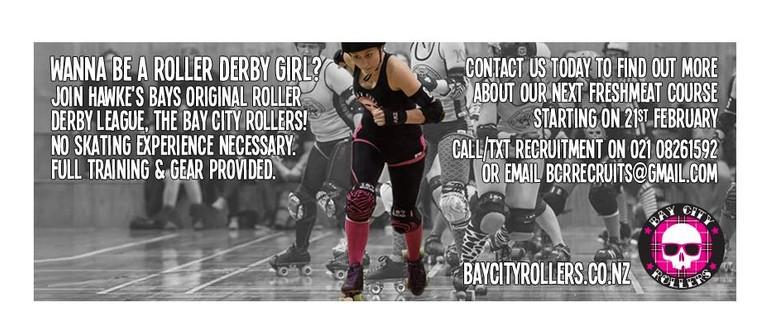 Bay City Roller Derby - Freshmeat Intake