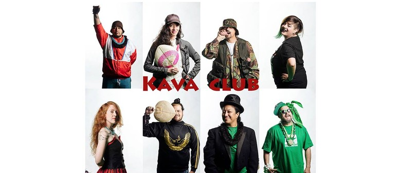 Kava Club Launches Klubhaus At Wellington Pasifika Festival