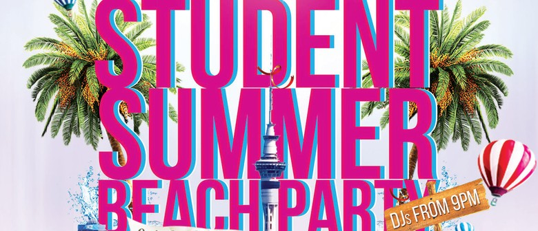 Bungalow8 Presents: Student Summer Beach Party