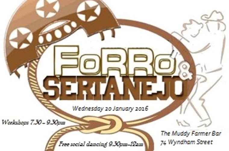 Forró e Sertanejo Workshops & Party (Brazilian Dance