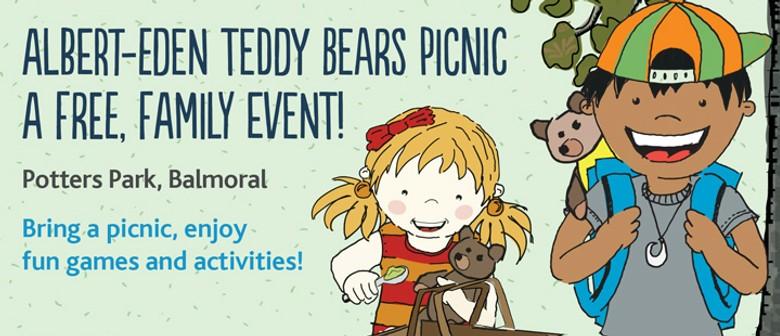 Albert- Eden Teddy Bears Picnic
