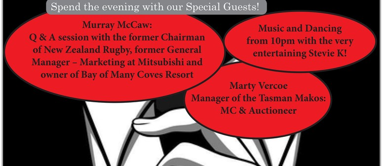 Support a Sport Black Tie Dinner and Auction