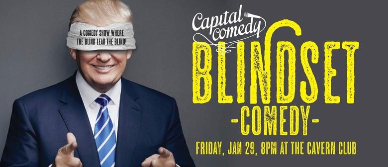 Capital Comedy's Blindset