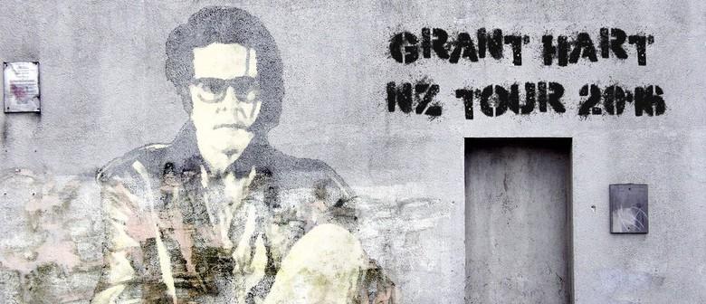 Grant Hart Conspiracy NZ Tour (Husker Du/Nova Mob)