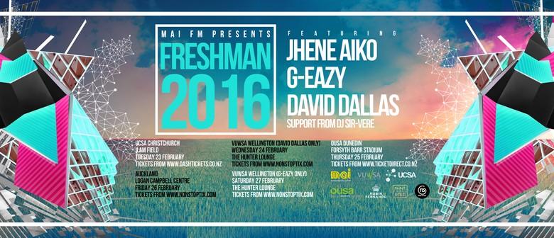 Freshman - G-Eazy