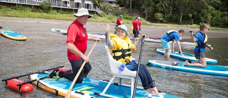 Flight Centre Foundation Halberg Water Sports Day