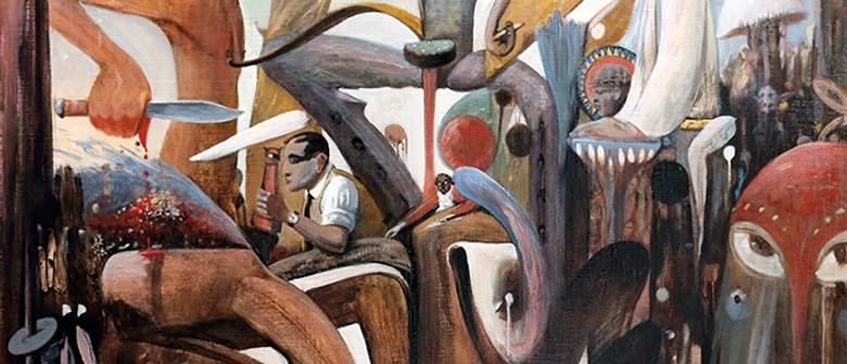 Artist Talk: Richard McWhannell