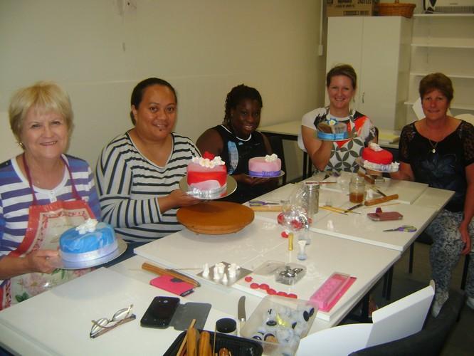 Cake Decorating Class - Auckland - Eventfinda
