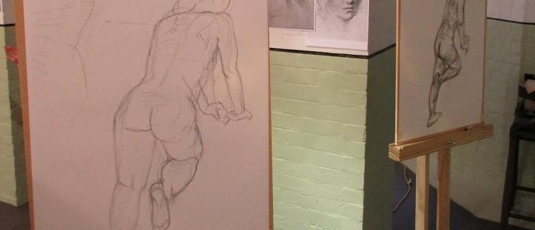 Drawing Salon - Life Drawing Classes