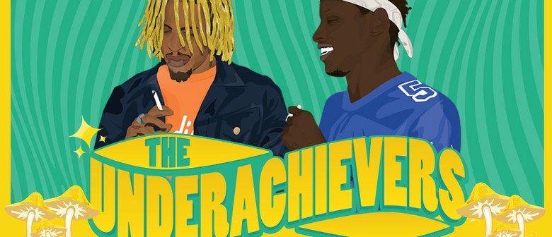 The Underachievers The Forevermore Express Tour