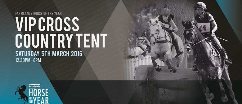 International Cross Country VIP Tent