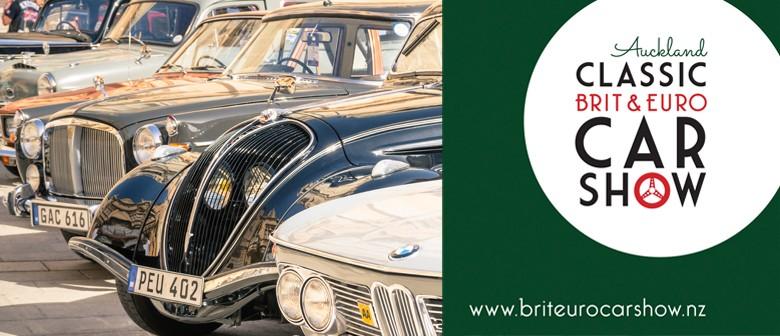 Brit Euro Classic Car Show Auckland Eventfinda