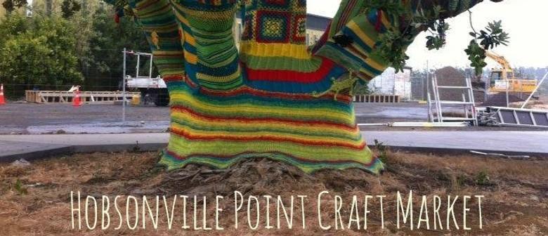 Hobsonville Point Craft Market