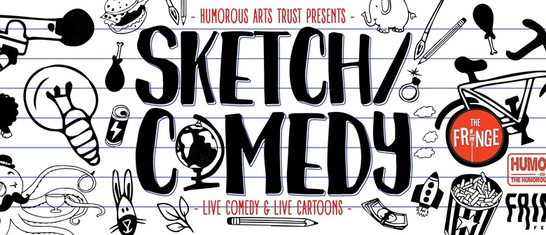 Sketch/Comedy III with Gerard Paapu