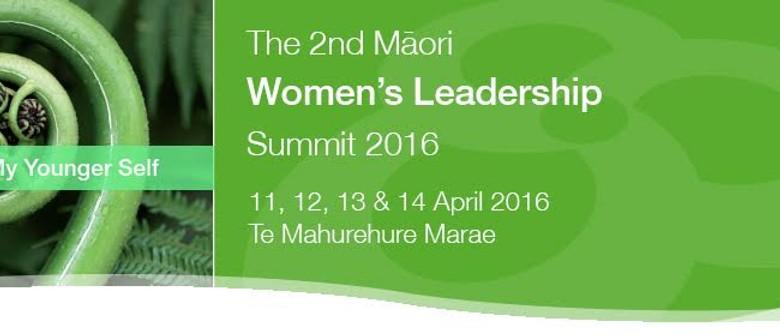 The 2nd Maori  Women's Leadership Summit