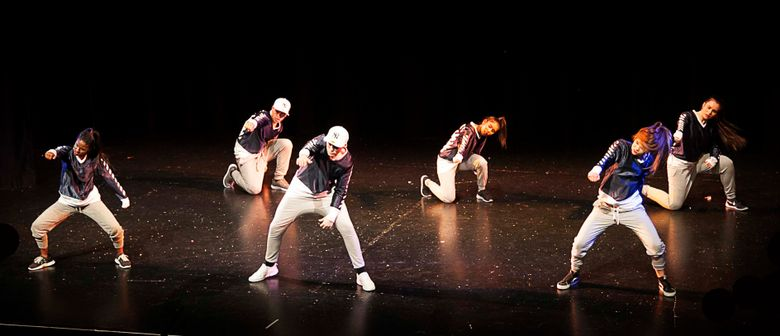 Hip Hop Dance Senior Performance Crew
