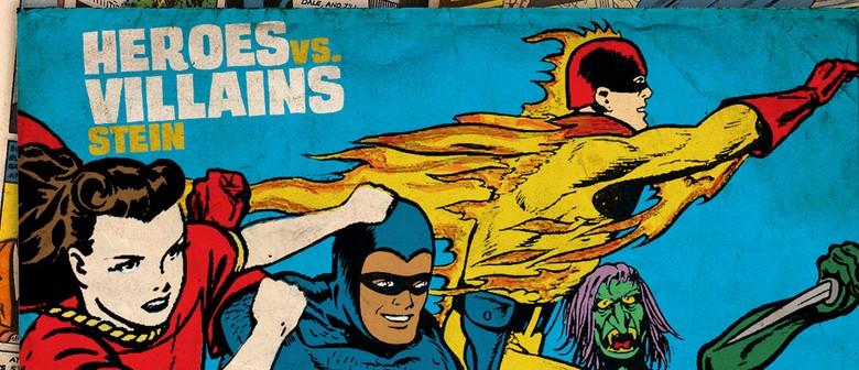AUSA Orientation Stein - Heroes and Villains
