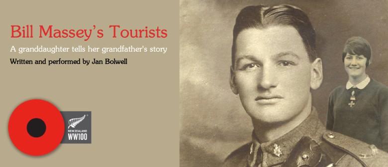 Bill Massey's Tourists