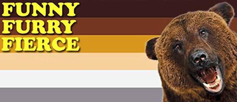 Funny. Furry. Fierce. for Bear Week NZ 2016