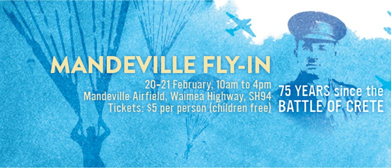 Mandeville Fly-in: 75 Years Since the Battle of Crete