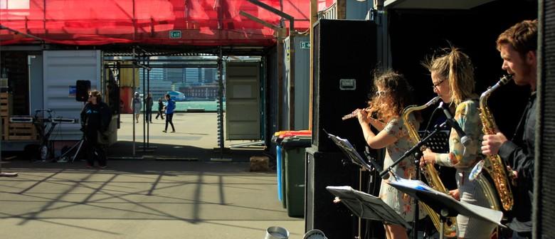 The Performance Arcade Live Music Series