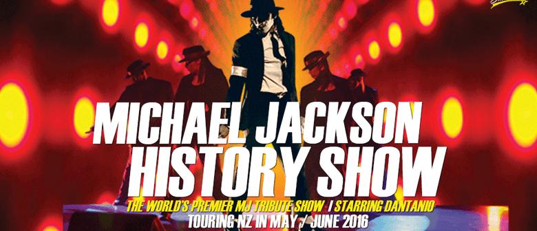 Michael Jackson HIStory Show