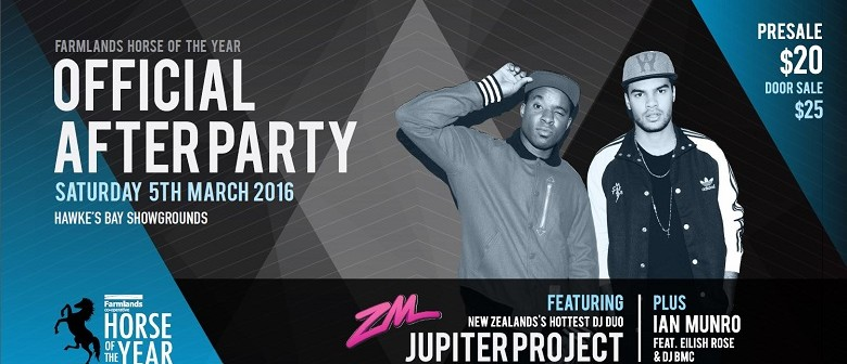 ZM Presents Horse of the Year After Party ft Jupiter Project
