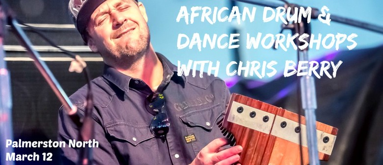 Chris Berry: African Dance & Drum