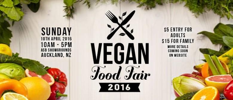 Vegan Food Fair