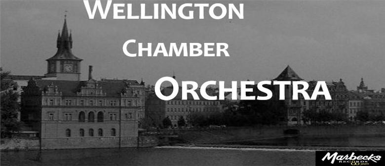 Wellington Chamber Orchestra (WCO): Sunday Concert