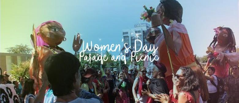 Rehearsal for Women's day One Billion Rising Mass Dance