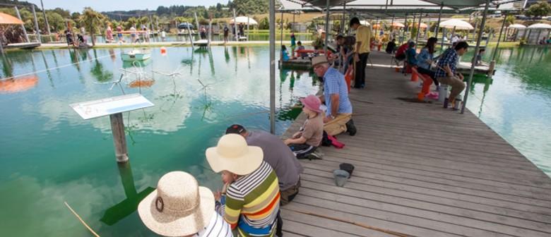 Prawn Fishing Competition - July